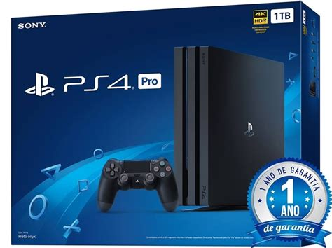 Sony Ps4 Pro Playstation 4 Pro 1tb console sony playstation 4 pro ps4 pro 1tb 4k nota