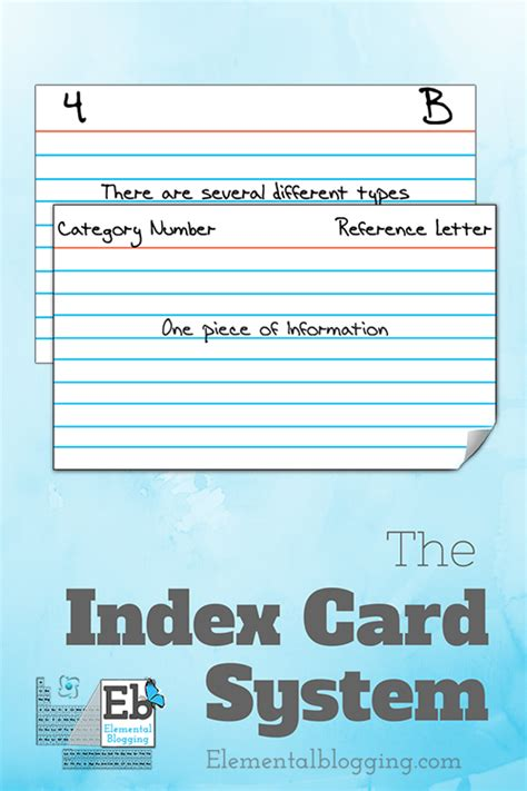 index card template research paper note cards in research paper