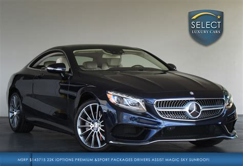 Used Mercedes S550 by Used 2016 Mercedes S Class S550 Marietta Ga