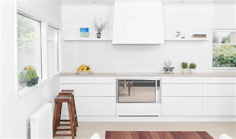 Kitchen Designs White 15 Serene White Kitchen Interior Design Ideas Https Interioridea Net