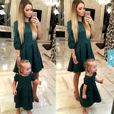 mother and daughter matching dress aliexpress com buy mother daughter dresses fashion
