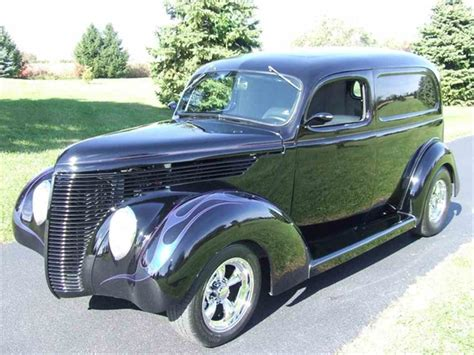 ford delivery 1938 ford sedan delivery for sale classiccars cc