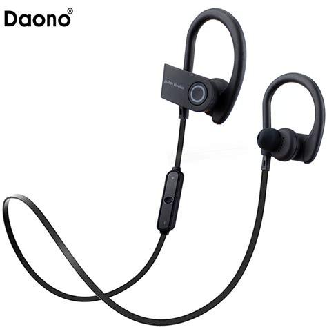 Headset Bass Merek Hk 1 daono g5 bluetooth earphone sport running with mic earbud wireless earphones bass bluetooth