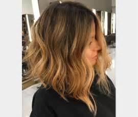 40 flatteur coupe de cheveux femme d 233 grad 233 effil 233 mi