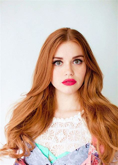 holland roden blonde hair holland roden fabulous redheads pinterest beautiful