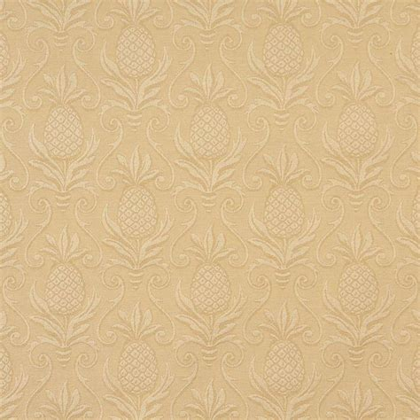 pineapple upholstery fabric 54 quot quot e524 gold pineapple jacquard woven upholstery grade