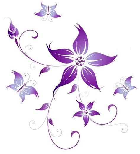 7 best images of graphic flower design flower graphic