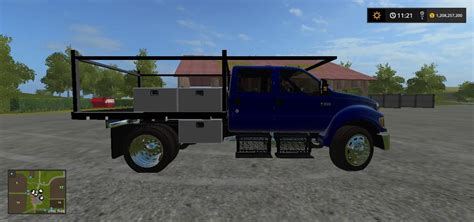 650 Ford Truck by Ford 650 Work Truck V1 0 Edit Modhub Us