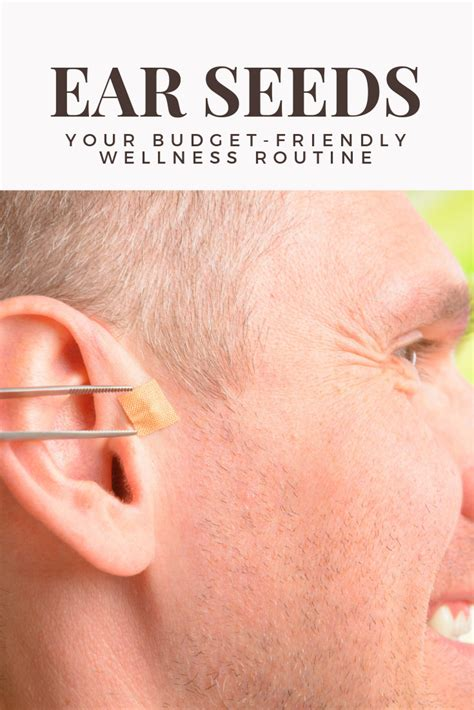 ear seeds   easy  cost treatment
