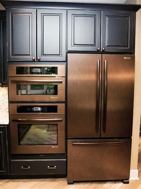rose gold kitchen appliances brushed copper kitchen appliances copper pinterest