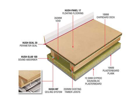 floor diagram hush mf17 separating floors