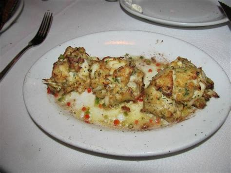 chris s crab house blue crab cakes picture of ruth s chris steak house minneapolis tripadvisor