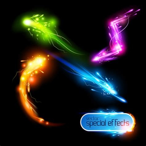 photo effect design download special effects design elements 01 vector other free