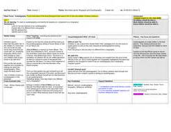 biography lesson plan year 6 year 6 biography autobiography 3 week unit by