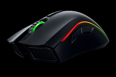 taste the rainbow at e3 with razer s new mamba mouse