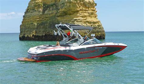 wakeboard boats for rent mastercraft x23 for rental algarve boat rental