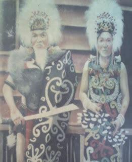 tato panglima dayak penulis opini kebudayaan suku dayak