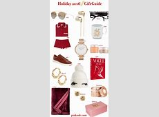 Gift Guide :: The Holiday Shop 2016 | PinkSole South ... 2016 Xmas Gift Guide