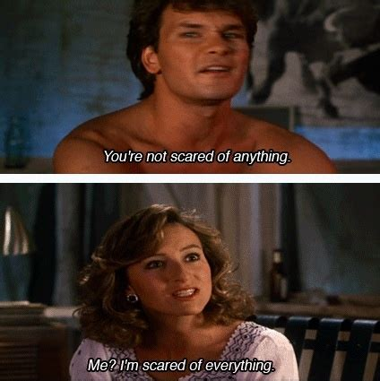 film quotes dirty dancing 65 best images about i carried a watermelon on pinterest