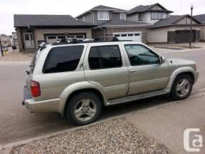 2001 Infiniti Qx4 2001 Infiniti Qx4 For Sale In Emerald Park Saskatchewan