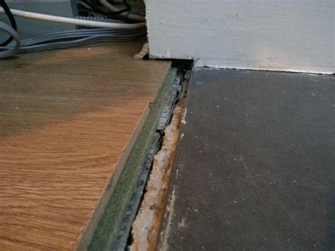 flooring   How can I transition between these floors