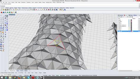 origami tutorial grasshopper origami tesselation variable folding grasshopper