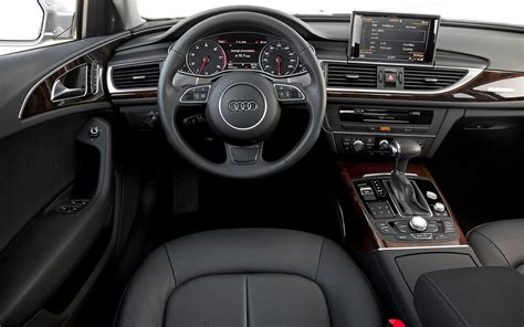 Audi A6 Interior At by 2012 Audi A6 Interior Photo 17