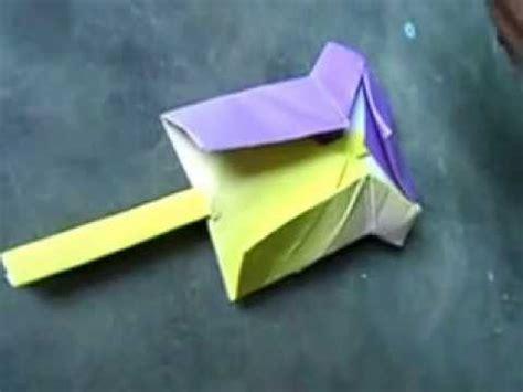 tutorial origami mahar mainan unik dari kertas dhian toys
