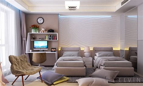 young woman bedroom funky rooms that creative teens would love
