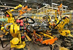 Ford Production Plants Ford Invests 100m In Robots With Special Vision