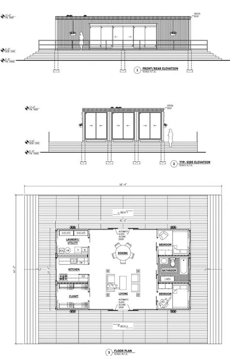Floor Plan Agreement by Home Design Innovative Shipping Container House Plans