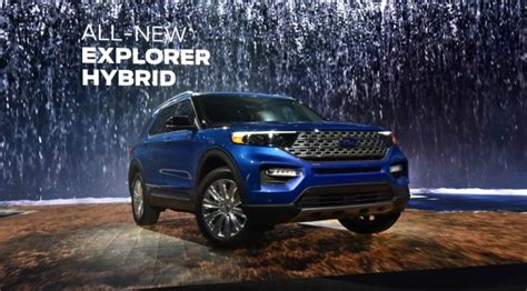 2020 Ford Explorer Xlt Sport Appearance Package by 2020 Ford Explorer Performance Cop Car Packages Tesla Like