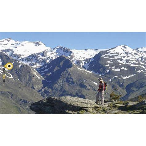 serré en anglais guide de rando et treks en sierra nevada en anglais