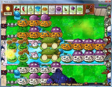 tutorial plant vs zombie survival endless survival endless plants vs zombies wiki the free