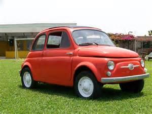 1960s Fiat 4av14 S 1960 Fiat 500 In Lima