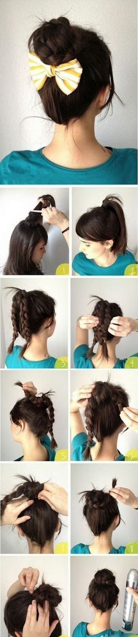 diy hairstyles with pictures diy hairstyles for long hair