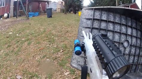 airsoft wars backyard backyard airsoft war 8 2 v 2 m14 skoprion p99