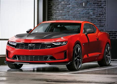 Chevrolet For 2020 by 2020 Chevy Camaro Redesign And Changes 2020 Suv Update