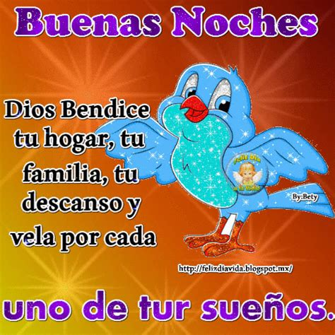 imagenes de buenas noches querida familia feliz d 205 a a la vida buenas noches dios bendice tu