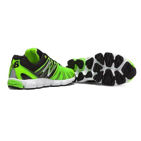 lime green sneakers for new balance 890v5 boys running shoes lime green black
