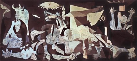 picasso paintings guernica meaning pablo ruiz picasso guernica 1937 and faith