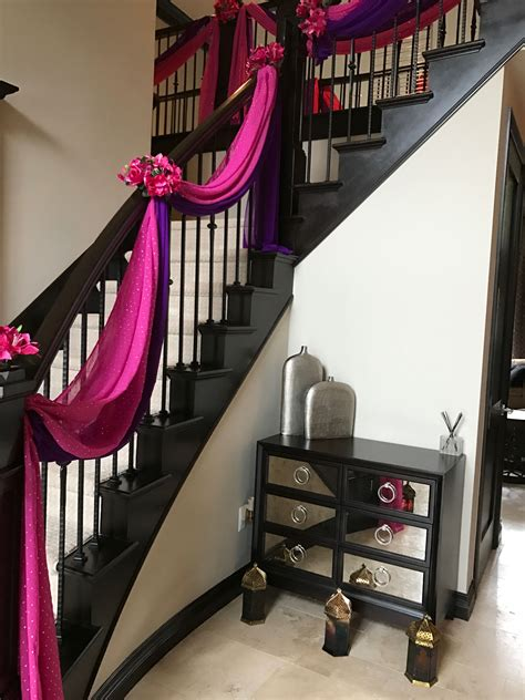 decorative accessories for home home d 233 cor and staircase drapes d 233 cor for an asian indian