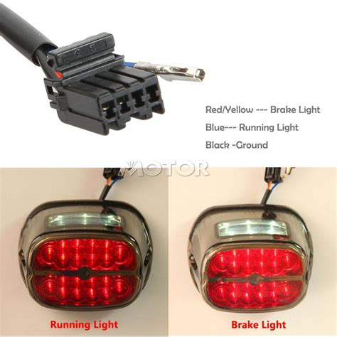 led lights for harley davidson ultra brake turn signal led light for harley davidson