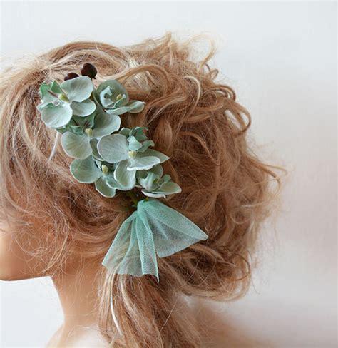 wedding hair accessories green green hair accessories for weddings wrsnh