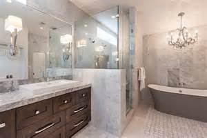 Shower Designs For Bathrooms by Transitional Bathroom Design