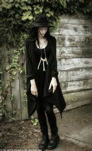witchy fashion sweeps instagram with gothic dresses