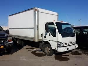 Isuzu 16ft Box Truck For Sale Isuzu Box Truck 16 Ft Mitula Cars
