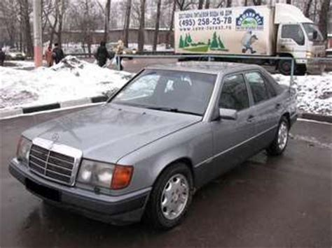 how to fix cars 1991 mercedes benz e class free book repair manuals 1991 mercedes benz e class pictures