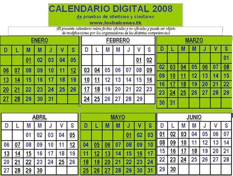 Calendario Enero 2007 Halcones Calendario Fin De A 241 O 07 Enero Y Febrero 2008