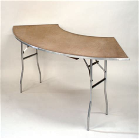 Serpentine Table by Rent Toomey S Rent All Center 187 Tables Serpentine At